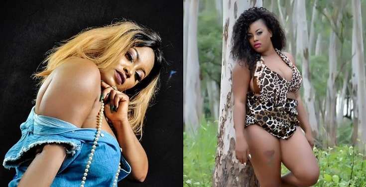 Focus On My Talent, Not On My Big Breast - Nollywood Actress, Peggy Onah  Says - Media Rants